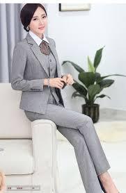 best ideas about women s pant suits pant suits 2016 women high quality suit set office ladies work wear women ol pant suits formal female