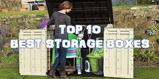 top 6 best garden storage box 2021