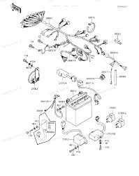 Kawasaki hd3 125 wiring diagram 2018