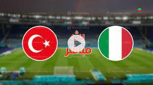 مشاهدة مباراة ايطاليا وتركيا في بث مباشر ببطولة يورو 2020 - ميركاتو داي