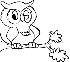 Small Picture Cute Owl Coloring Page fablesfromthefriendscom
