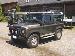 1997 land rover defender 90. 1997 nas defender 90 le station wagon stock except for the driving lights last gasp in usa was land rovers importation of 300 rover i