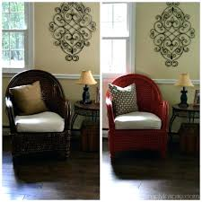 How To Paint Wicker Furniture With A Color Ideas For. How To Paint Wicker  Furniture With A Color Ideas For