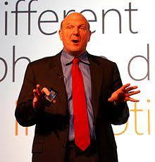 Steve Ballmer Wikipedia
