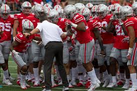 Quick Thoughts On Ohio States Depth Chart Vs Unlv The Ozone