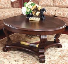 Round Chairside Table Chairside Lamp Table Finding The Perfect Chairside Table For The