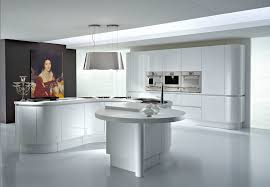 Beautiful Modern Kitchens With Islands K Design Decorating