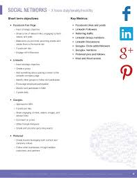 Cost Proposal Templates social media cost proposal Best Professional Templates 93