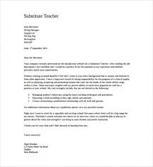 Cover Letter Teacher 11 Teacher Cover Letter Templates Free Sample
