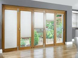 glass sliding door design with timber frame decor double doors revit