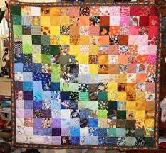 Quilt Color Schemes - Quilting & Think of I Spy Quilts, All Scrappy Quilts and any quilts that contain many  colours and you have a polychromatic colour scheme. Here are some examples: Adamdwight.com