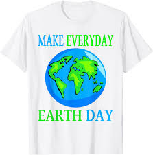 From our april 18, 2021 worship service. Amazon Com Earth Day Shirt 2021 For Men Kids Make Everyday Earth Day T Shirt Clothing
