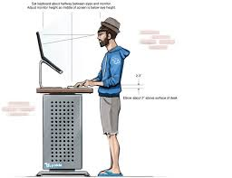 here are the top 10 reasons to switch to a standing desk and even a diy desk you can make in a couple of hours