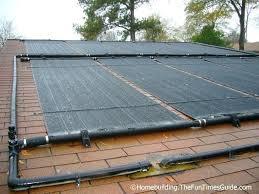 solar pool heater solar panels and solar pool heater panels diy