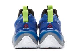 reebok basketball shoes blue. reebok basketball is back with the zpump rise shoes blue a