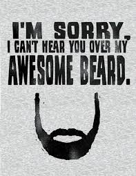 Beard Quotes Awesome 48 Manly Beard Quotes And Sayings To Feel The Attitude