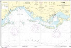 Noaa Nautical Charts For Sale Noaa Nautical Chart 25687 Bahia De Jobos And Bahia De Rincon