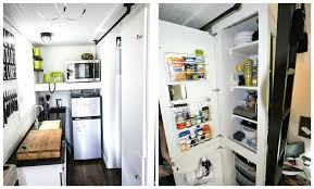 small kitchen refrigerator. Refrigerator For Small Kitchen Tiny House 1 French Door .