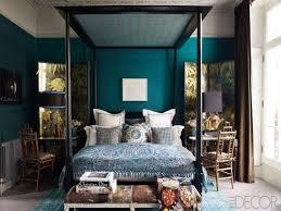 Bedroom: Teal Bedroom Decor Lovely Cottage Talk Going Dark In The Bedroom  Design - Dark