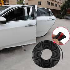 image is loading 5m black car door moulding rubber scratch protector