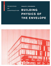 Principles Of Artificial Lighting Building Physics Of The Envelope Principles Of