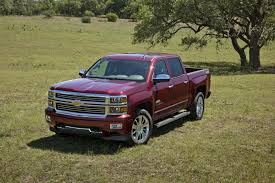2014 Chevrolet Silverado High Country Unveiled - autoevolution