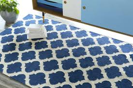 light blue and white rug navy blue and white area rugs navy blue and white chevron