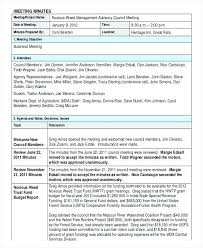 Office Meeting Minutes Office Meeting Minutes Template