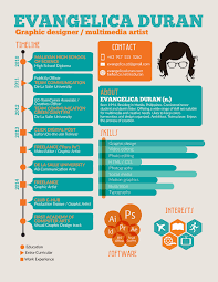 7 Inspiring Infographic Resumes Infographic Resume Infographic