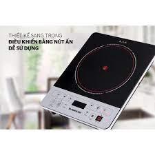 Bếp hồng ngoại cảm ứng Sunhouse SHD6005 giá cạnh tranh