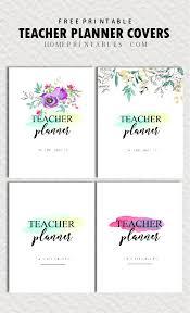 Teacher Organizer Planner Free Teacher Planner Printables 35 Organizing Sheets