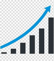 Clipart Growth Chart Low To High Bar Illustration Growth Chart Bar Chart