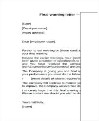 Word Memo Templates Free Sample Holiday Memo To Employees 9 Final Warning Letter