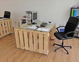 office desk diy. Pallet Office Table And Desk | Pallets Designs Diy S