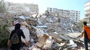 İzmir'de meydana gelen deprem sonrası dünyadan Türkiye'ye destek mesajları  yağdı - Haberler