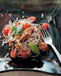 Fresh Basil To Dried Basil Conversion Chart Baby Marrow Spaghetti With Fresh Basil Sun Dried Tomato Pesto And Sunflower Seeds