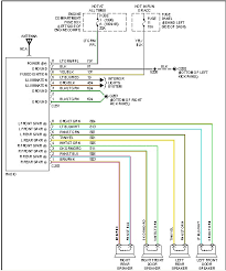 color coded wiring diagram for a stock stereo in my 96 f150 xlt