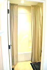 80 curtain rod shower curtain inches long sheer curtains inches long amazing shower curtain rod window