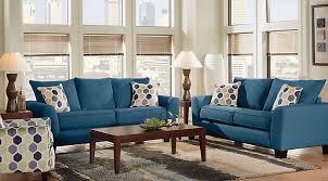 blue living room furniture sets. Bonita Springs 2 Pc Blue Living Room Furniture Sets