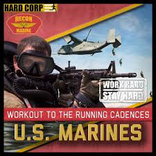 workout to the running cadences u s
