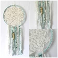 Making Dream Catchers Supplies DIY Crochet Dream Catcher by Toni Lipsey of TL Yarn Crafts 89