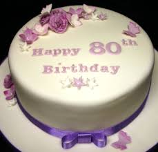 Melanie Ferris Cakes News Simple Lilac Birthday Cake