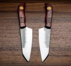 Custom Kitchen Knives