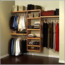 storage closet organizers s clothes
