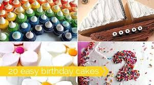 Birthday Cakes Creative Ideas Avtodayinfo