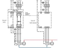 vfd schematic diagram and control vfd circuit diagram datasheet Ge 300 Line Control Wiring Diagram variable frequency drive on refrigeration compressor vfd schematic diagram and control block diagram of power wiring ge 300 line control wiring diagram with hoa