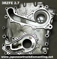 Toyota Tacoma Timing Cover 2.7L 4 Cylinder Timing Chain Cover ,
