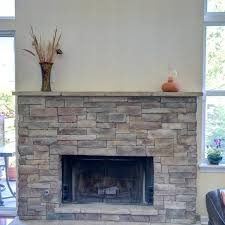 installing stacked stone veneer fireplace stack stone fireplace an installation you should have fireplace installing dry stack stone veneer fireplace