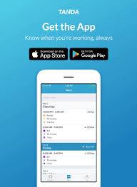 Introducing The Tanda Mobile App Tanda