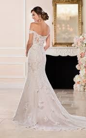 glamorous mermaid wedding gown stella york wedding dresses